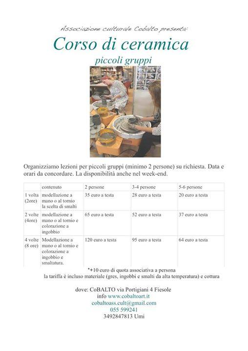 corsi gruppi 2014