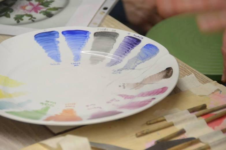 corso pittura su porcellana marzo 15 10