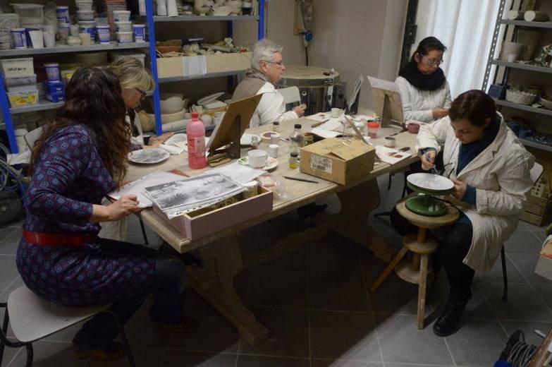 corso pittura su porcellana marzo 15 5
