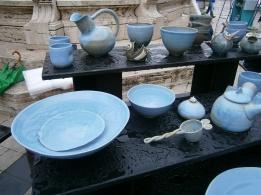 Foto e ceramiche Pascale Jabain