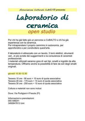 open studio 15