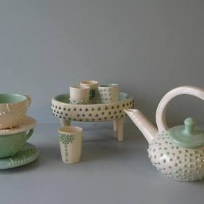 Ceramici 2015 - Rosso Ramina